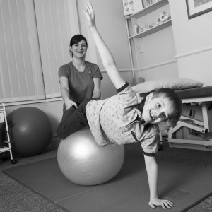 Paediatric physiotherapy at Plain Physiotherapy Nottingham